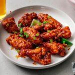 korean fried chicken recipe | www.iamafoodblog.com