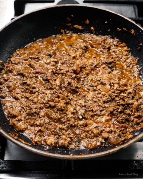 Sage and Chicken Liver Ragù Recipe   www.iamafoodblog.com