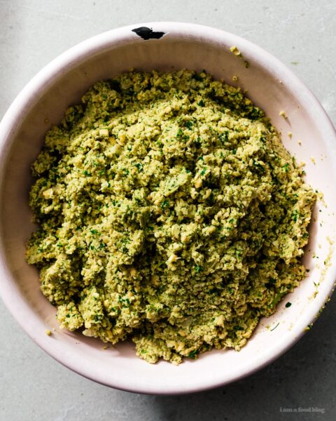 The Easiest Falafel Recipe | www.iamafoodblog.com