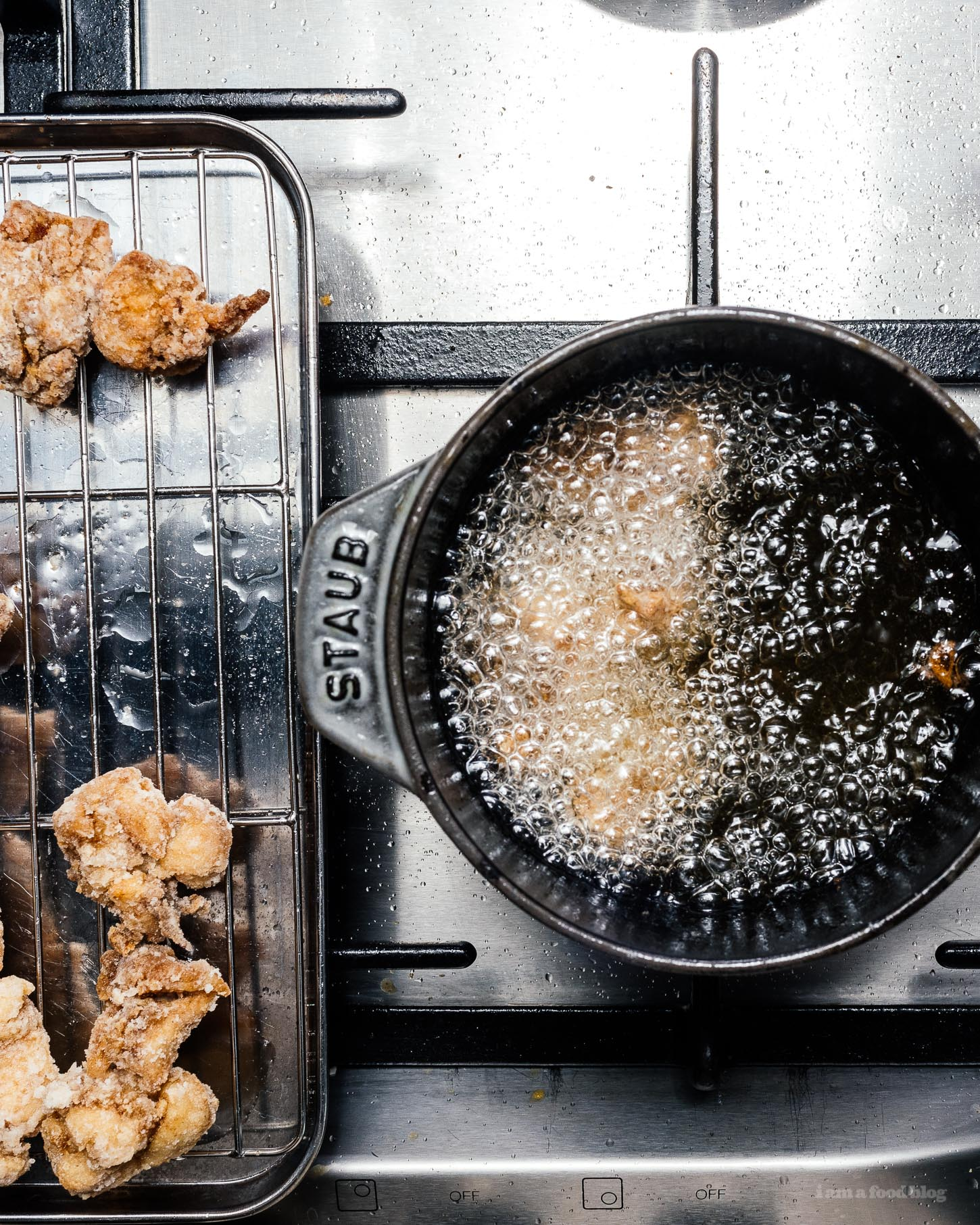How to Make The Best Taiwanese Chicken Nuggets (Three Ways)   www.iamafoodblog.com