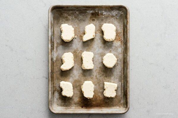 Tofu fried tofu nuggets recipe   www.iamafoodblog.com