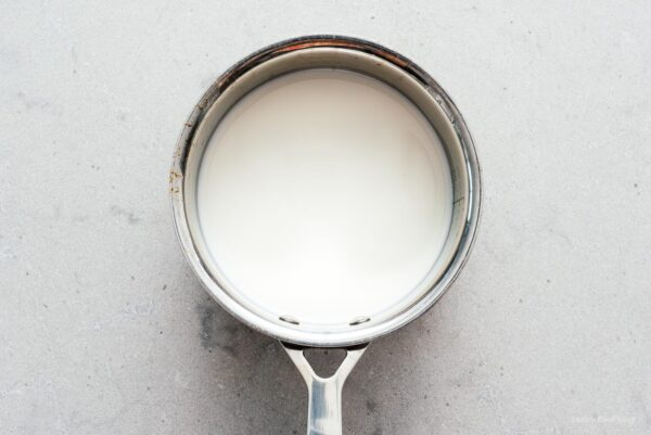 Milk and Sugar for Purin | www.iamafoodblog.com