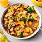 Chop suey recipe | www.iamafoodblog.com