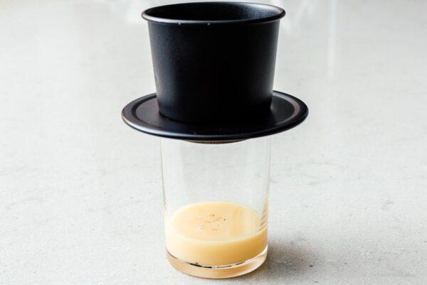 condensed milk for Vietnamese coffee | www.iamafoodblog.com